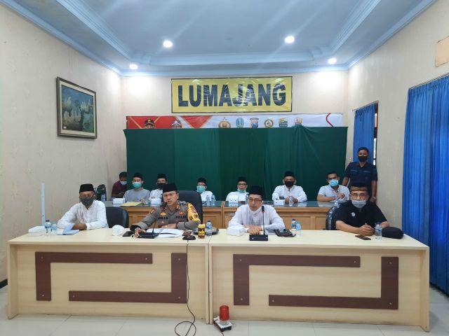Kapolres Lumajang : Jangan Libatkan Siswa Dalam Aksi Anarkis saat Demo