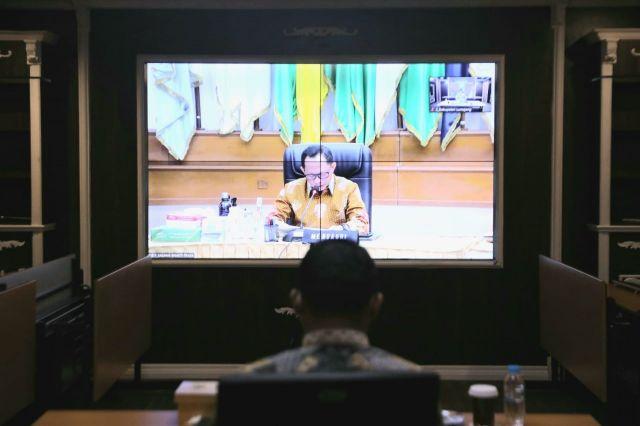 Bupati Lumajang Ikut Rapat Menteri dalam Mempermudah Perijinan Usaha