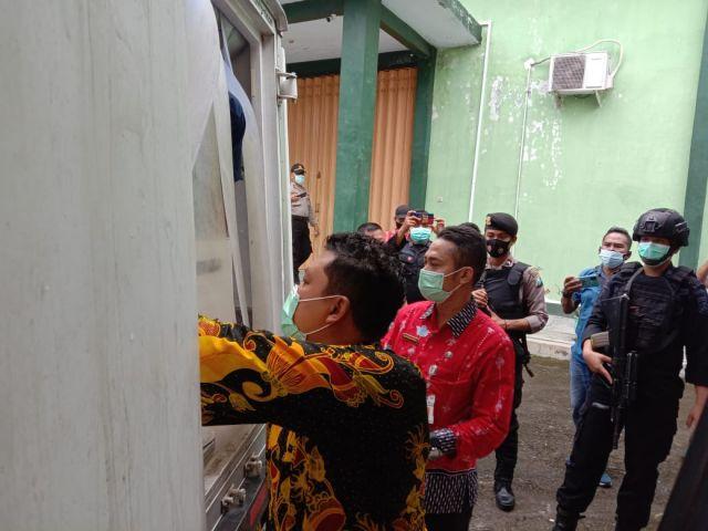 1.650 Vaksi Covid-19 Tahap Kedua di Lumajang Sudah Tiba