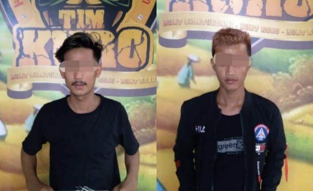 2 Pemuda Jatiroto  dan Tunjung Lumajang Jual Pil Koplo di Rumah Sewa