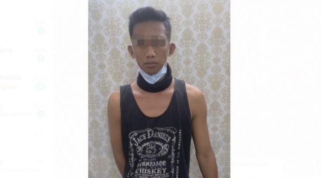 Pemuda Grobogan Lumajang Ketemon Nyolong Mesin Diesel Sawah