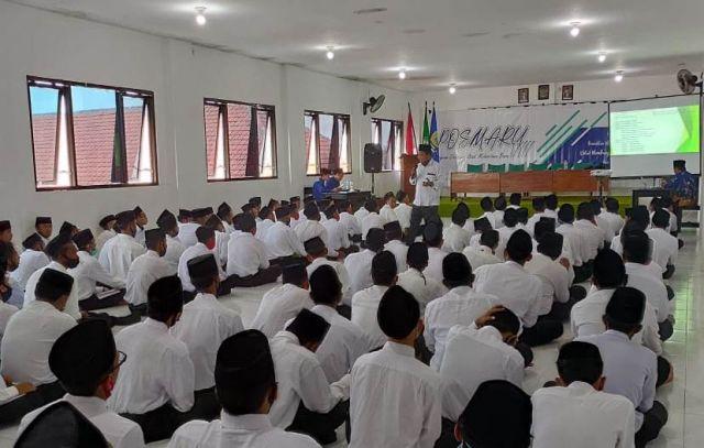 Osmaru STISMU Lumajang dilakukan Offline Sesuai Protokol Kesehatan
