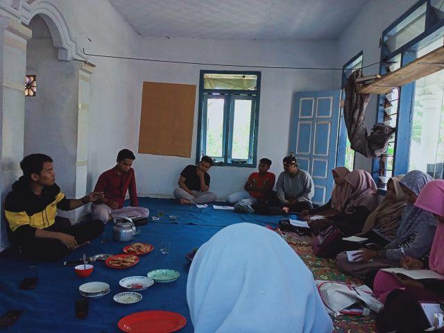 PMII Syarifuddin Lumajang Gelar Praktek Ansos