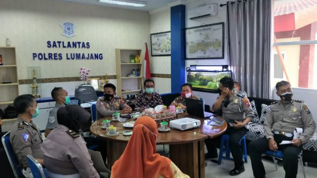 Awas..! Beredar Pesan Hoax 14 Titik Tilang Elektronik di Lumajang
