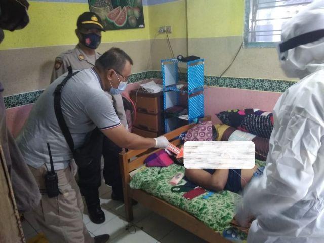 Pria Asal Kediri Meninggal di Kontrakan Sumbersuko Lumajang