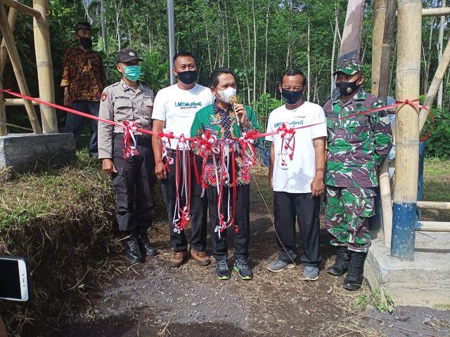 Cak Thoriq Launching Wisata Kedung Guo Pasrujambe Lumajang