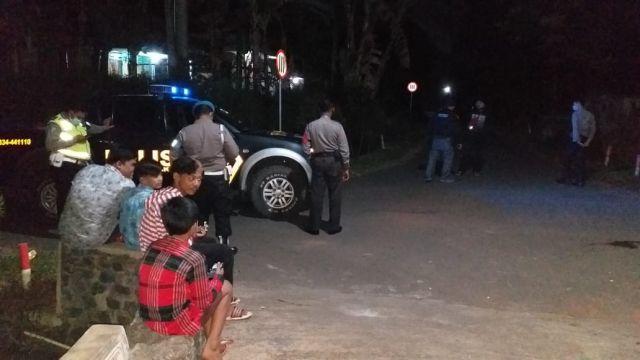 Marak Kejahatan di Lumajang Membuat Polisi Rajin Razia Pagi Hari