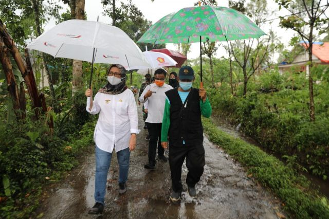 Wabup Lumajang Akan Perbaiki Ratusan Rumah Korban Puting Beliung