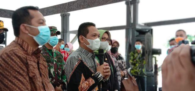 Bupati Lumajang : Wartawan Akan di Vaksin Karena Kontak Erat