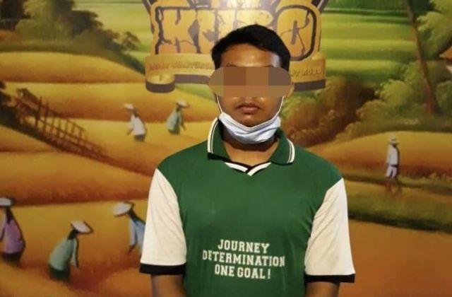 Bejat..! Candra Nekat Cabuli Anak Kekasihnya Usia 12 Tahun di Lumajang