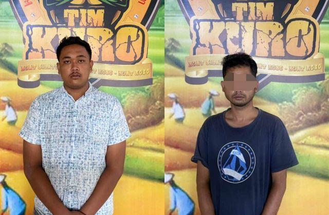 Komplotan Pengedar Pil Koplo Lumajang Senduro Diamankan Polisi