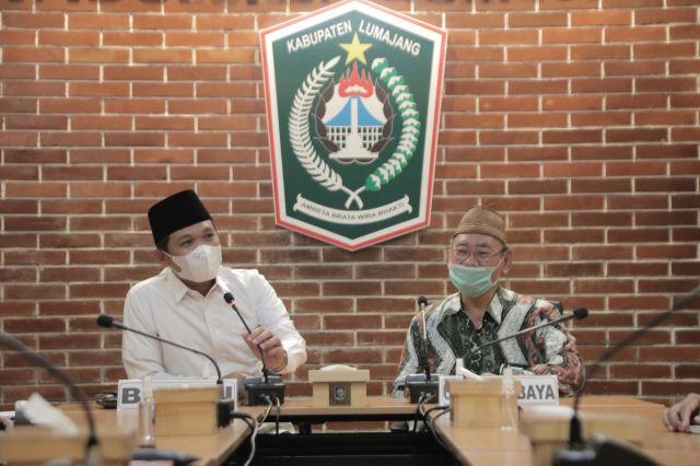 Bupati Lumajang Jalin MOU bersama UIN Sunan Ampel Surabaya