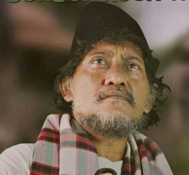 Cak Imam Sang Aktor Utama Film Begal Lumajang Piawai Adu Peran
