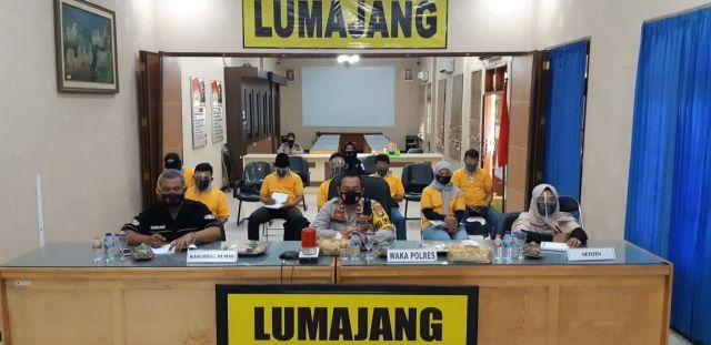 Wakapolda Jawa Timur Terbantu Netizen Melawan Hoax