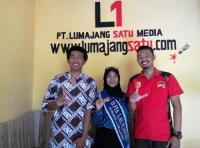 Ke www.lumajangsatu.com, Duta Lalulintas Ajak Kampanyekan Keselamatan Berkendara