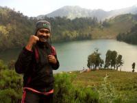 Catatan Pendakian Pimred Lumajangsatu.com Ke Danau Terindah di Dunia