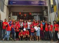 Puluhan XIAOMI Fans Community Gelar Lomba Foto Human Interest Alun-alun Kota Lumajang