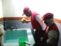 Inilah Aksi Siskamling DBD Desa Kutorenon Dalam Membasmi Demam Berdarah