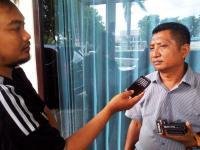 Darso Legislator Golkar, Disambati Jalan Rusak Rakyat Gucialit dan Padang