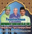 KH.Asat Malik dan Gus Aad Isi Pengajian Umum Tahun Baru Islam di Jl. Kyai Ilyas