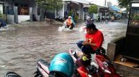 Hujan Deras, Lumajang Darurat Bajir Genangan