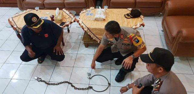 3 Langkah Pengamanan Sapi dari Maling oleh Polres Lumajang