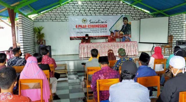 Umar Bashor MPR RI : Senduro Lumajang Contoh Toleransi Keberagaman