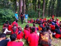 Pelatihan Jurnalistik di Raimuna 2015 Oleh Lumajangsatu.com Diminati dan  Dibanjiri Peserta
