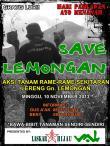 Melawan Dengan Menanam, Aktifis Lingkungan Terus Hijaukan Gunung Lemongan