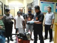Duo Perampok Sadis Asal Pasirian Ditangkap Tim Buser Satrekrim Polres Lumajang