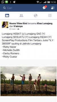 Perkebunan PG Jatiroto Dijadikan Lokasi Shotting Film Aktor/Aktris Ibu Kota Ramai di Medsos