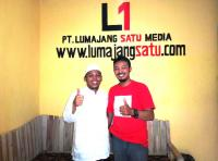Kunjungan Redaksi, Ketua DPC PKB Ajak www.lumajangsatu.com Kenalkan Potensi Lumajang