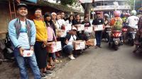 Facebooker TA-AL Galang Dana Bantu Fardan Bocah Hydrocheopalus Warga Denok