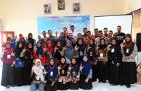 Cerita Seru Diklat Jurnalistik Garda SMAGA Change The World With Journalism