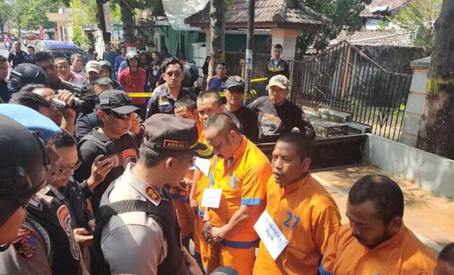 2 Sindikat Maling Truck Antar Kota Ditembak Tim Cobra Lumajang