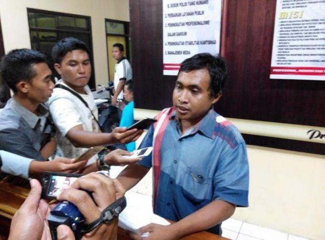 Sebar Foto Hoax Penculikan Anak, Pemilik Akun FB Chaesang Pangarep Minta Maaf