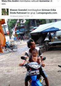 Soal Pengemis Bawa Anak, Komisi D Minta Pemerintah Harus Ambil Tindakan