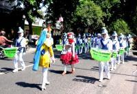 Unjuk Gelar Parade Drum Band Piala Bupati Meriah Euiy....!!!!!