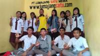 Belajar Jurnalistik, Siswa SMA Katolik Mgr. Soegijapranata ke Lumajangsatu.com