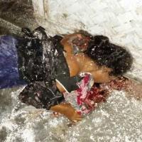 Dilempar Bondet, Seorang Nenek Warga Wotgalih Tewas Dengan Punggung Bolong
