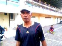 H.Atim Sosok Pelatih  Murah Senyum di Skuad Muda PSIL U-15