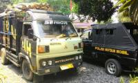 Hendak Diantar ke Padang, Palhutmob Tangkap Truck Angkut Kayu Hasil Pembalakan Liar