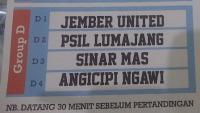Piala Soerjadi Cup, PSIL U-15 Tergabung Bersama JU, Sinar Mas dan Angicipi