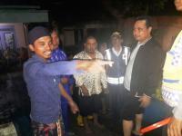 Hujan Deras dan Got Mampet, Belasan Rumah di Klakah Kebanjiran