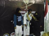 Sabet 9 Emas Atlet Taekwondo UTIPRO Lumajang Berjaya di Rumble Cup Unair Surabaya
