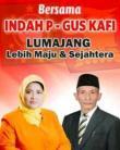 Gerindra Mulai Panaskan Mesin Partai, Menangkan Pasangan Indah-Kafi