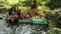 Sambil Bersih-bersih, Gamblang Nikmati Segarnya Sumber Mrutu di Pandansari