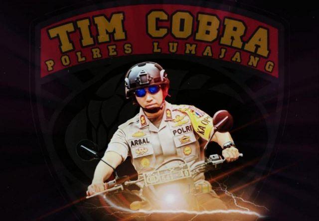 Komandan Tim Cobra Polres Lumajang Dimutasi ke Bogor Dekat Istana Presiden