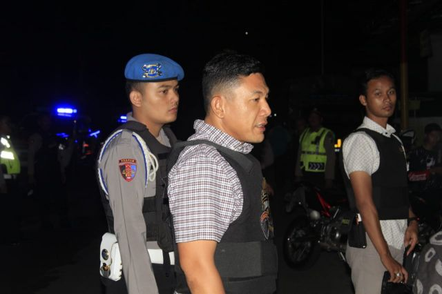 Kapolres Lumajang Tak Lelah Ajak  Masyarakat Jaga Keamanan Lingkungan