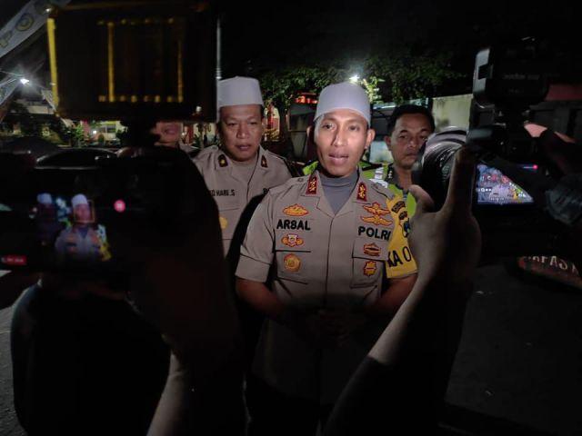 Polres Lumajang Gagalkan 21 Orang Hendak Ikut People Power di Jakarta